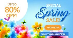 Spring Sale Social Media