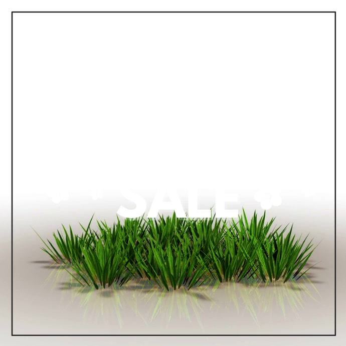spring sale video plants lawn easter retail shopping advert