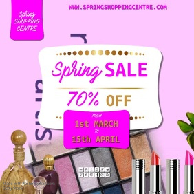 spring sale video1