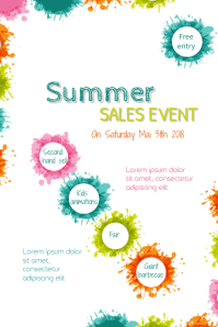 Sommer sales event