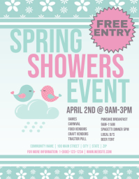 Spring Showers Event