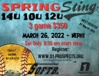 spring sting scrimmage 2019