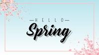 spring template Prezentacja (16:9)