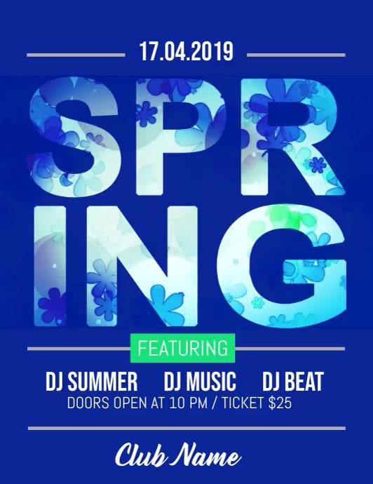 Spring Video, Spring Festival Video, Spring Event Video