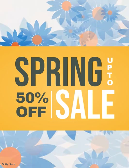Spring Video,Spring Retail Video, Spring Sale, Spring Event