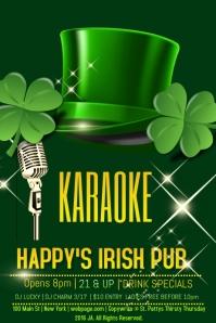 St. Patricks Karaoke