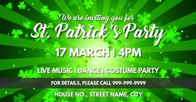 St Patricks day event cover