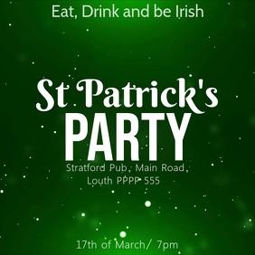 st patricks day party instagram