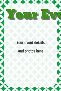 Saint Patrick\'s Day Flyer Poster
