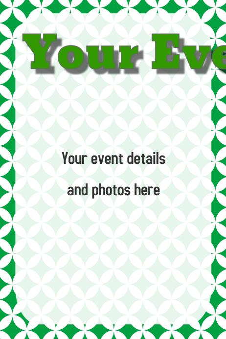 Saint Patrick's Day Flyer Poster
