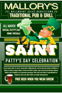 Saint Patricks Dya