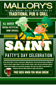 Saint Patricks Dya