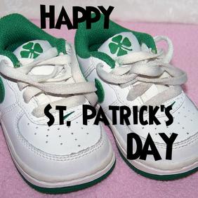 St Patricks insta