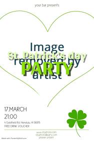 st patricks party