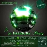 St Patricks Party Video