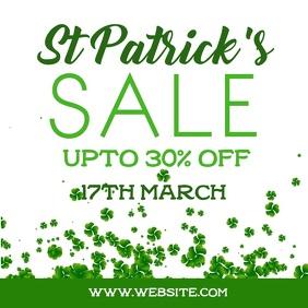 St patricks sale