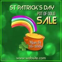 St Patricks Sale Video