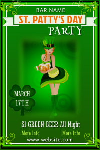St Patty's Day Party