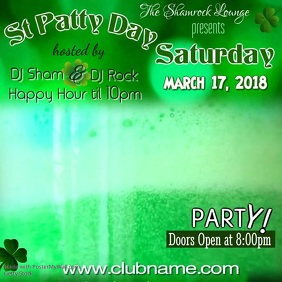 St Patty Day Party Video