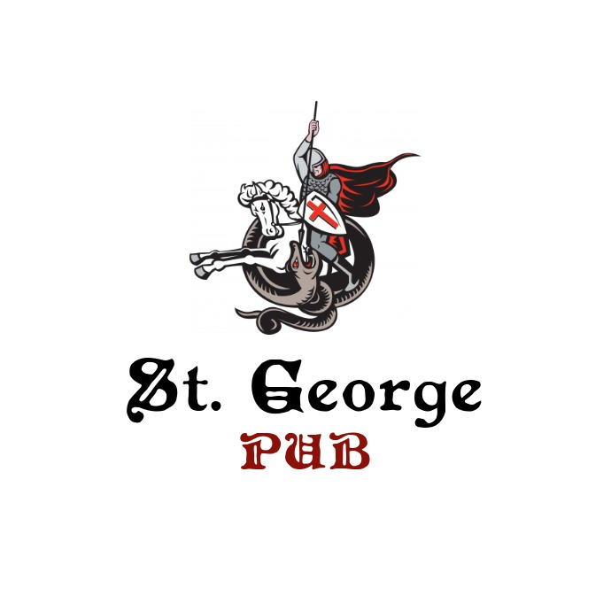 st. george logo design template Ilogo