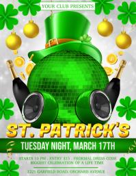 St. Patrick's, Saint Patrick Party
