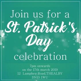 St. Patrick's Day Celebration video