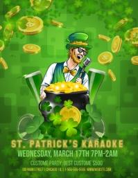 St. Patricks Day Celebration Event