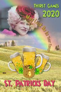 St. Patricks Day/ Ireland/ Irish/Club Party