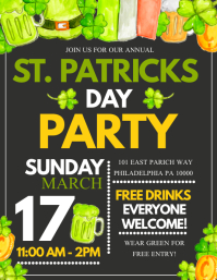 St. Patricks day party