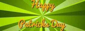 St.Patrick.Patricks, event, party Ikhava Yesithombe se-Facebook template