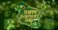 St.Patricks, event, sale, party Facebook Shared Image template