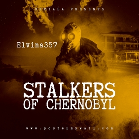 Stalkers of Chernobyl Mixtape Cover