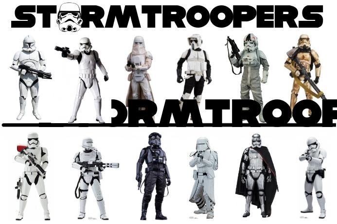 Star Wars Stormtroopers Vorlage Postermywall