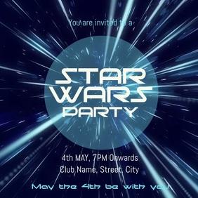 star wars template