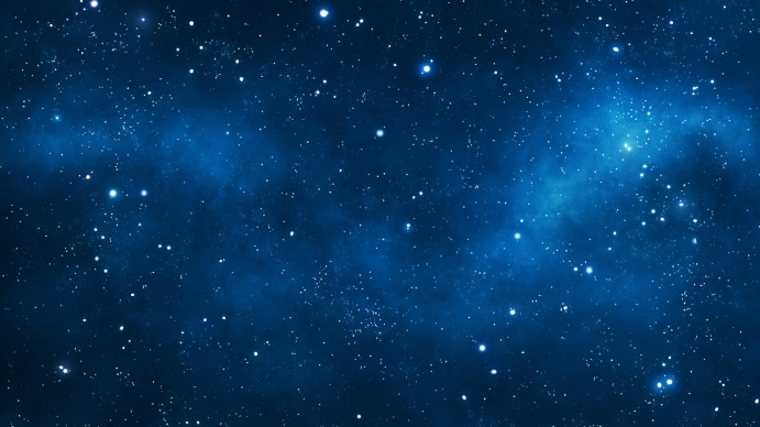 Langit Berbintang Zoom Latar Belakang Rapat Templat | PosterMyWall