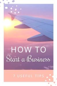 Start a Business Pinterest