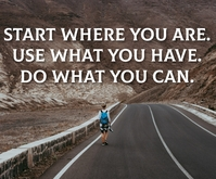 START AND USE QUOTE TEMPLATE Medium Rectangle