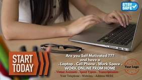 Start Today Work from Home