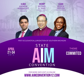State Aim Convention