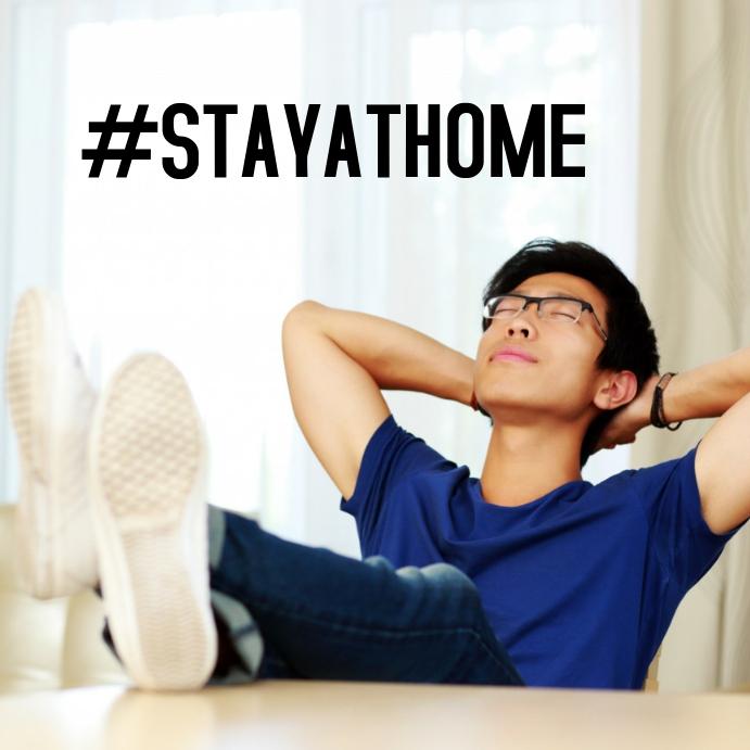 Stay Home Corona