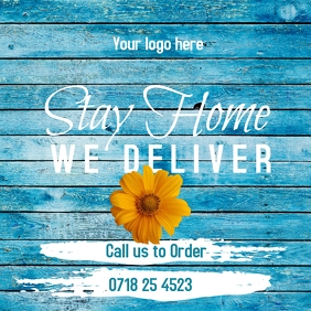 Stay home delivery