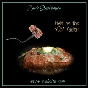 Steak House Video Ad