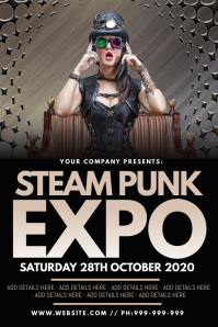 Steam Punk Poster