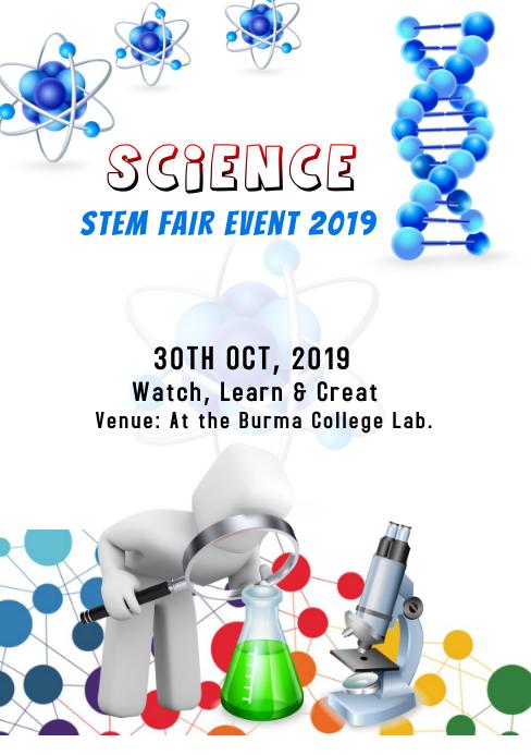 stem science A5 template