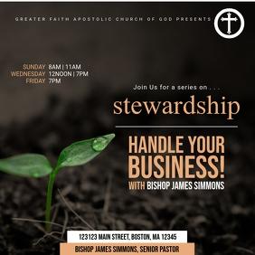 Stewardship Series