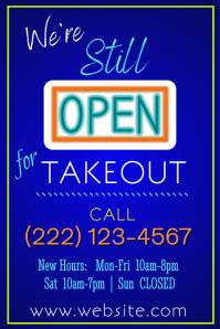 Still Open Poster