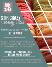 Stir Crazy Cooking Class