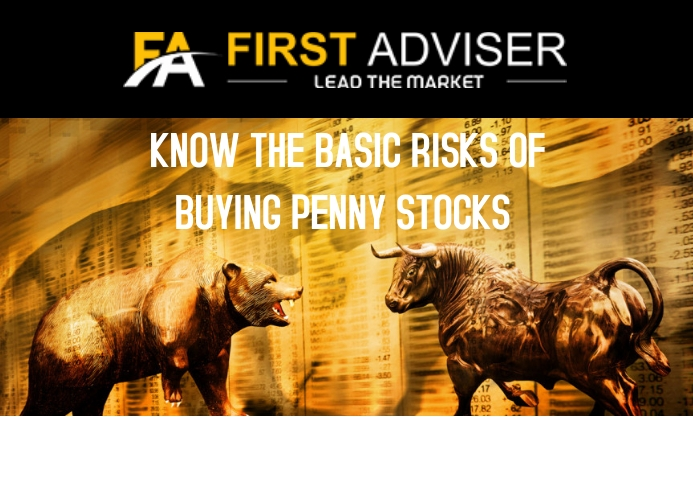 stock marketing flyer
