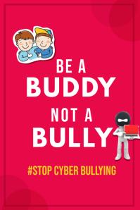 stop bullying poster instagram post