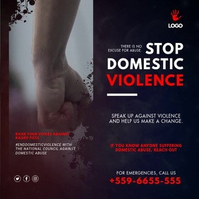 Stop Domestic Abuse Video Ad